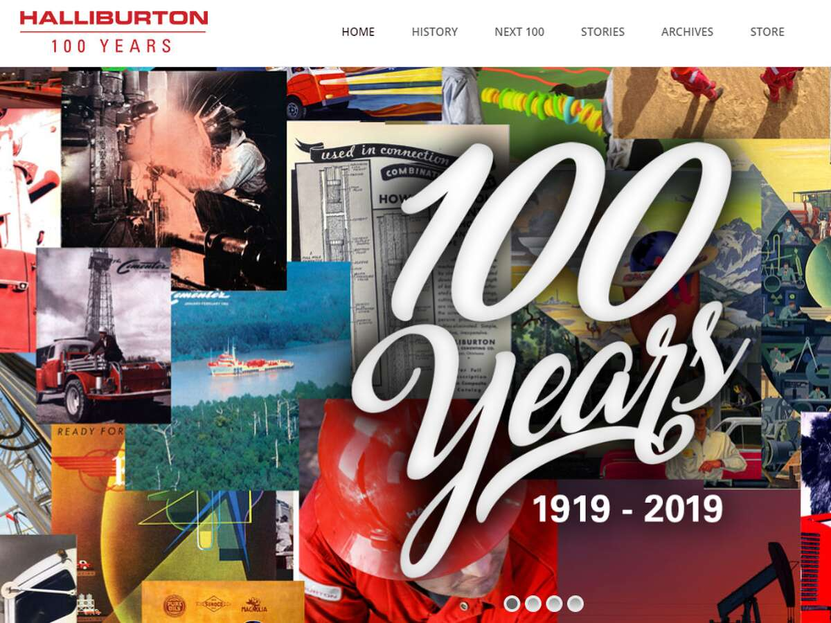 Founded by Erle P. Halliburton in 1919, Houston oil field service company Halliburton is celebrating its 100th anniversary in 2019.