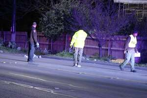 A suspected drunken driver fatally struck a pedestrian at about 10:30 p.m. on Sunday, Jan. 20, 2019, in the 6900 block of Callaghan Road.