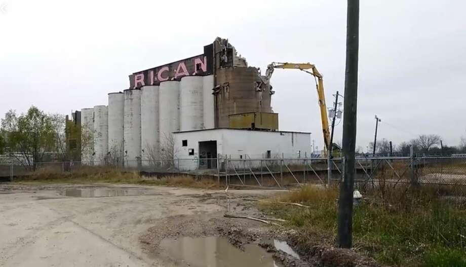 PHOTOS: Historic landmarks Houston has lostPearland's iconic rice silos were demolished last week. The silos had become an eyesore and safety hazard for residents, but some were still sad to see the landmark go.>>See more for landmarks that were demolished in Houston... Photo: Courtesy Brenda Riggs