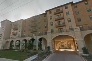 """The three suspects, all of whom were wearing UTSA hoodies, broke into the apartment at the Prado Student Living complex in the 7100 block of UTSA Boulevard at about 5:20 a.m. and """"immediately started shooting through the door of one of the two bedrooms,"""" according to a preliminary police report."""
