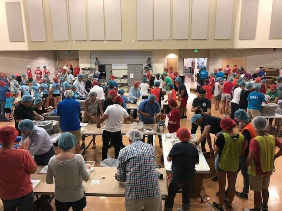 Feed the Hunger Packathon planned in Katy