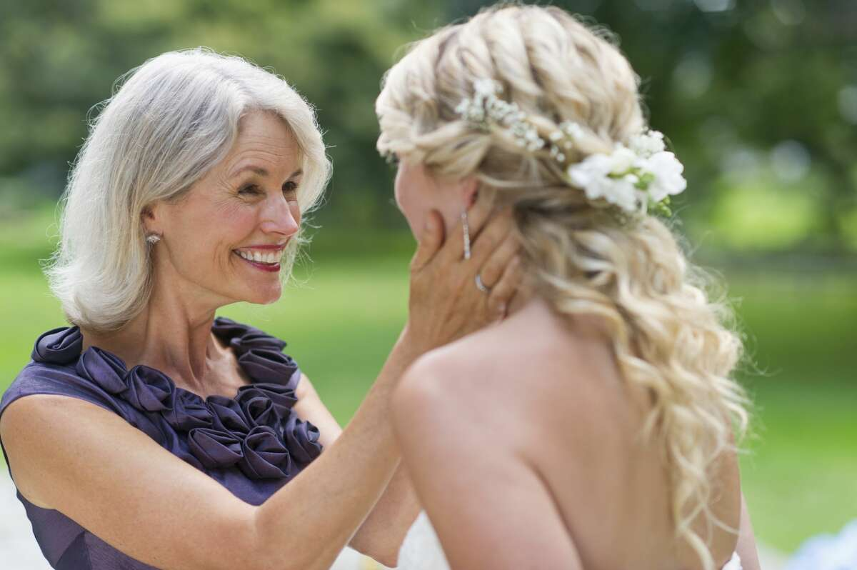 A woman wants to be at her granddaughters wedding.