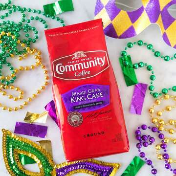 King Cake Flavor Is More Popular Than Ever But The Taste Has