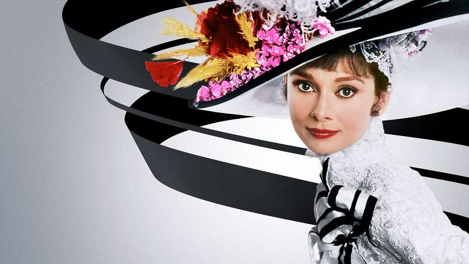 "A newly restored ""My Fair Lady"" will be shown on the big screen at the Ridgefield Playhouse on Feb. 17. Photo: Ridgefield Playhouse / Contributed Photo / Connecticut Post Contributed"