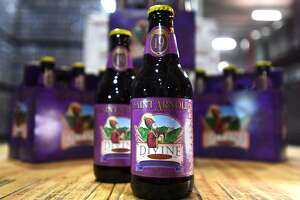 Saint Arnold's Divine Reserve #19 at the Del Papa Distributer Company in Beaumont.   Photo taken Monday, 1/21/19