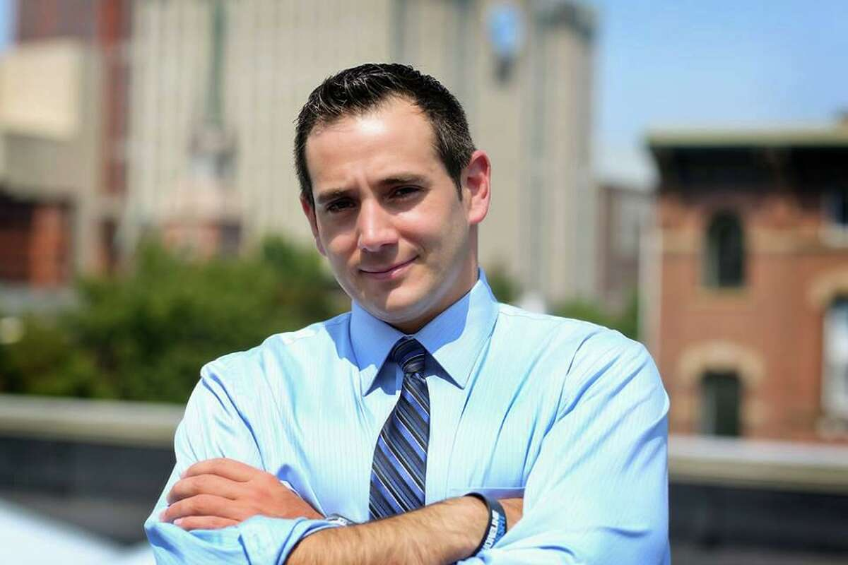 State Republican Party Chairman J.R. Romano is running for re-election Tuesday.