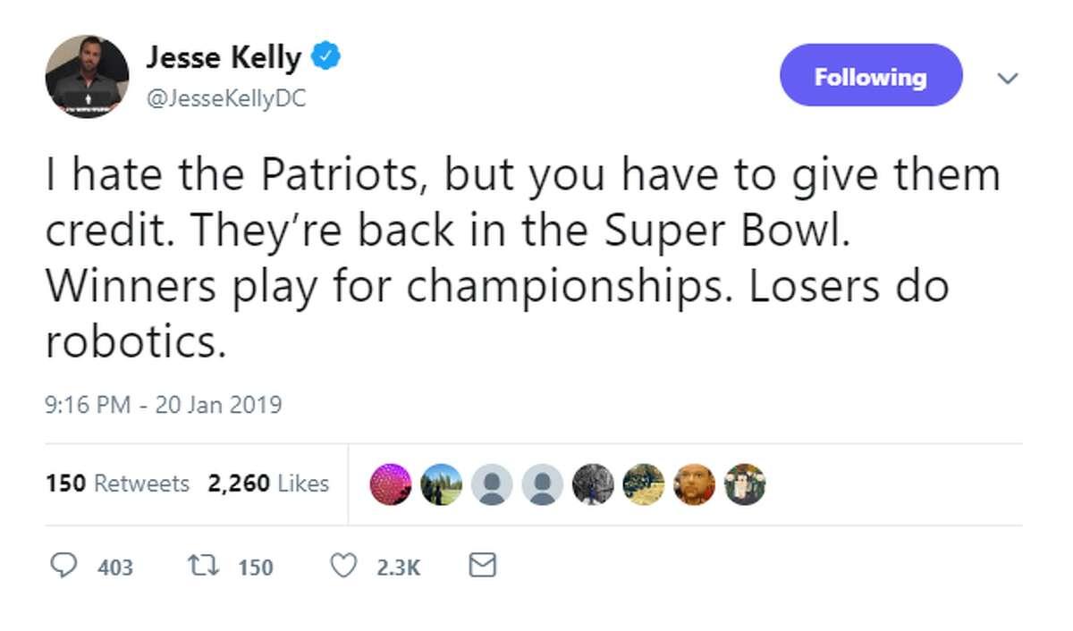 Jesse Kelly: