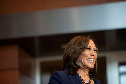Oakland Employee S Email From Kamala Harris Campaign May Run Afoul Of Ethics Laws Sfchronicle Com