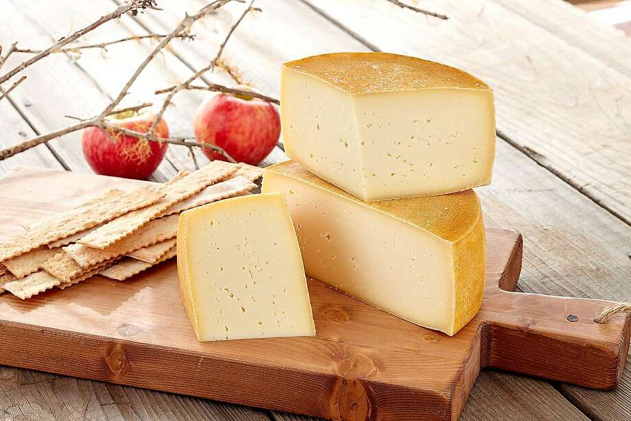 FILe-- Beloved Bay Area cheesemaker Cowgirl Creamery has debuted a new cheese to their line-up: Hop Along. Photo: Photo Credit: Ted Thomas