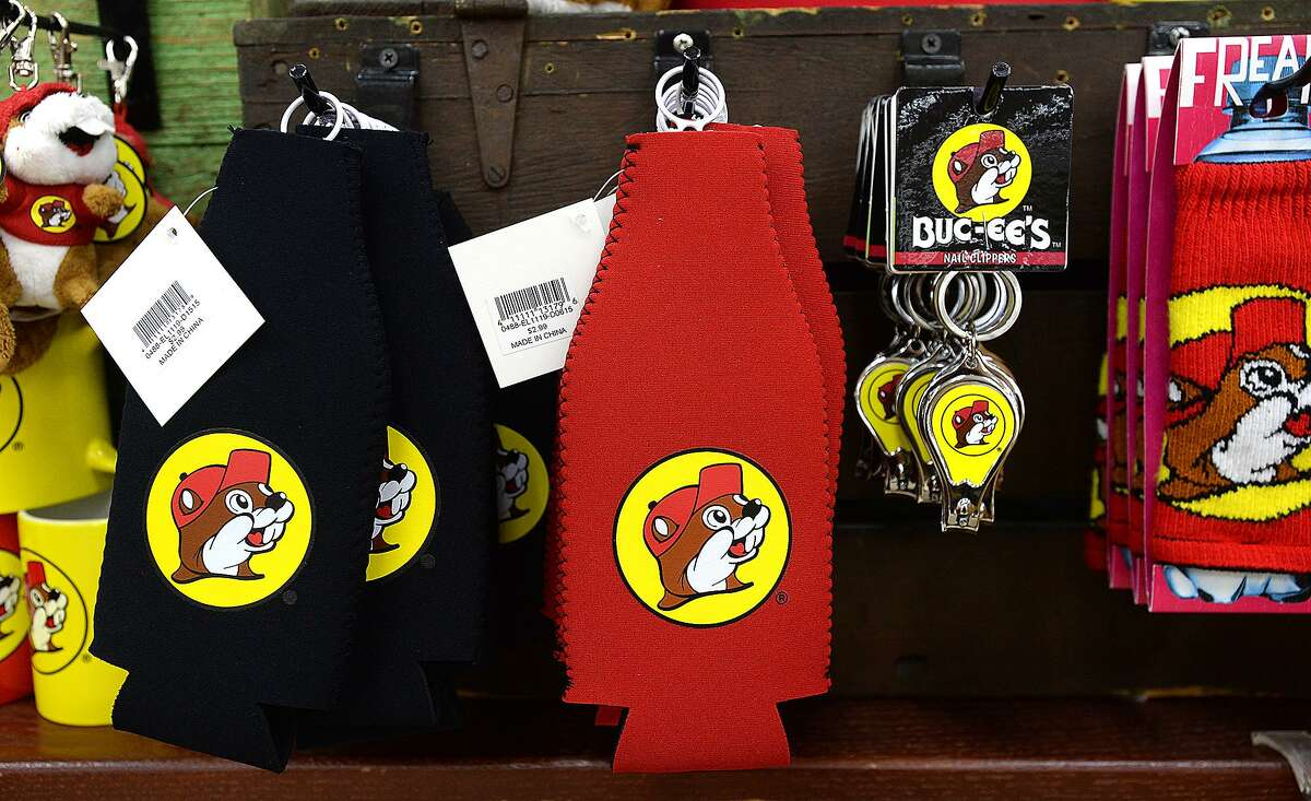 Buc-ee's in Baytown offers travelers and shoppers a variety of items ranging from snacks and beverages to apparel, toys, home decor, grills, deer corn, and other signature products. It's a Texas chain done up in true Texas fashion with the iconic, smiling Buc-ee Beaver character as far as the eye can see. Photo taken Monday, October 29, 2018 Kim Brent/The Enterprise