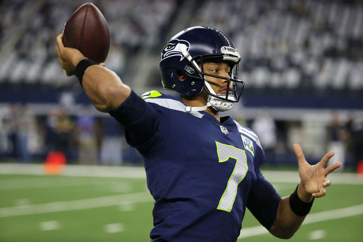 The Seahawks traded a sixth-round pick in this year's draft to the Packers for Brett Hundley prior to the start of the 2018 season.