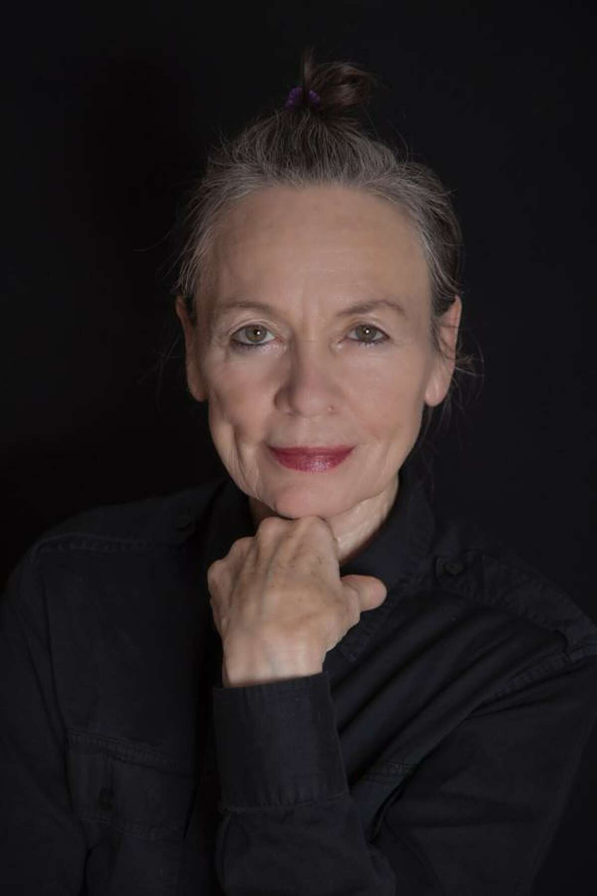 Performance artist Laurie Anderson joins Timothy Morton for the keynote talk of A Night of Philosophy and Ideas at Moody Center for the Arts on Jan. 26.