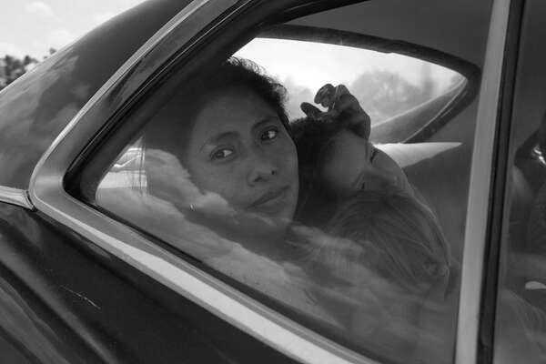 Yalitza Aparicio stars in 'Roma'
