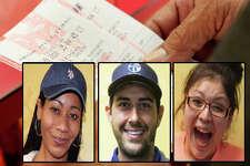 Texas Lotto lottery ticket, 2018 winners