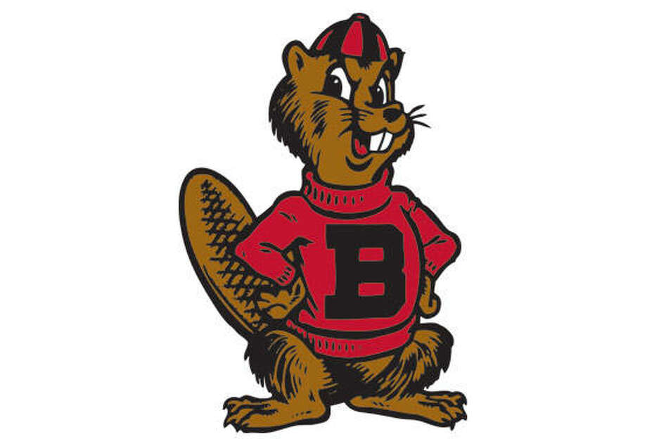 Barney Beaver, the Blackburn mascot