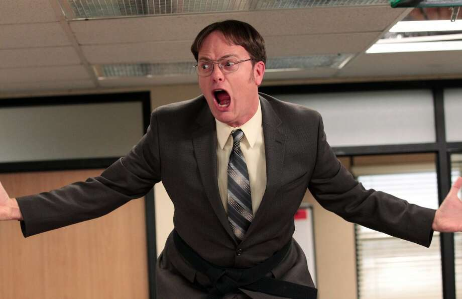 """Now, as more media giants plan to launch their own streaming competitors, Netflix is in jeopardy of losing some of its most popular shows, including """"The Office."""" Photo: NBC"""