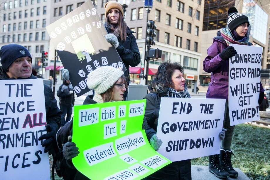 Why can't Democrats and Republicans resolve the shutdown? Because their voters don't want them to.