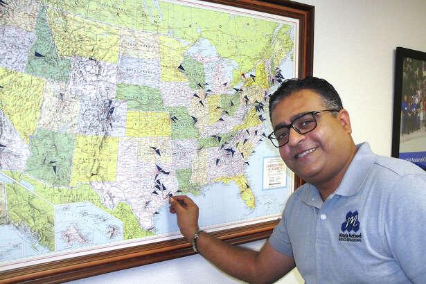 Adeel Siddiqui is taking over Miracle Method of Houston Southwest franchise for Paul and Jonee Barnett.
