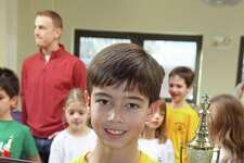 Colin Dean, a student at Brunswick school, was the Greenwich City 2nd Grade Chess Champion in 2018. This year's competition will be held Sunday, January 27, hosted by Greenwich Academy. Registration is open to all K-12 students. Visit NSCFchess.org for details.