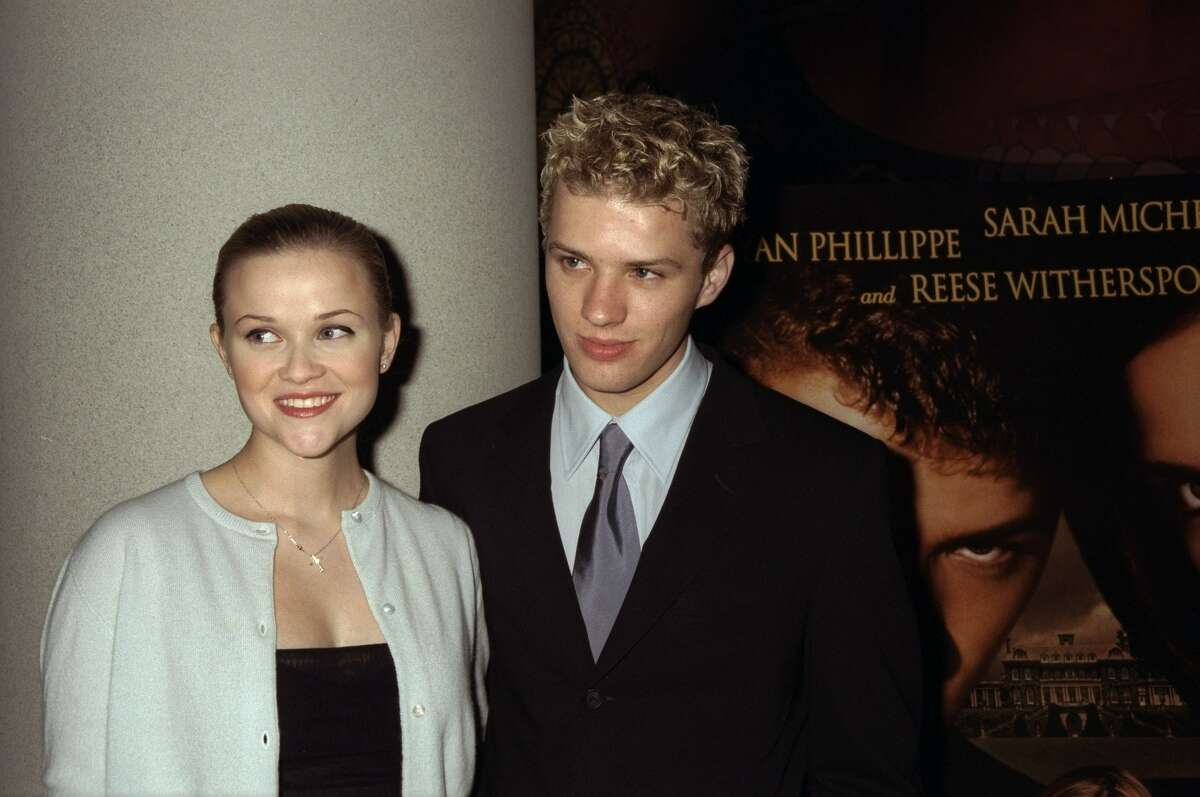Entertainment Ryan Phillippe and girlfried Reese Witherspoon are on hand for the premiere of