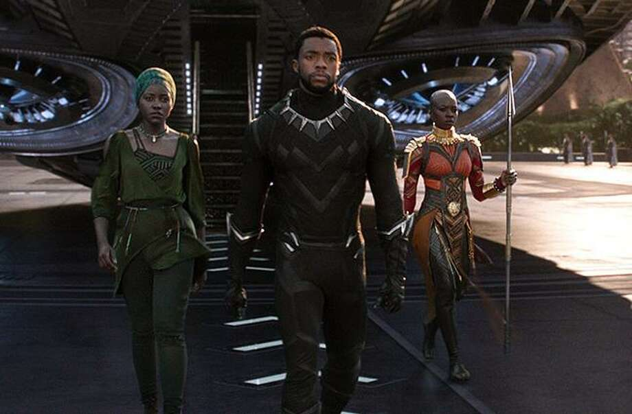 "With ""Black Panther,"" Marvel Studios swoops in with its first best picture Oscar nomination. Photo: Disney / IMDB"