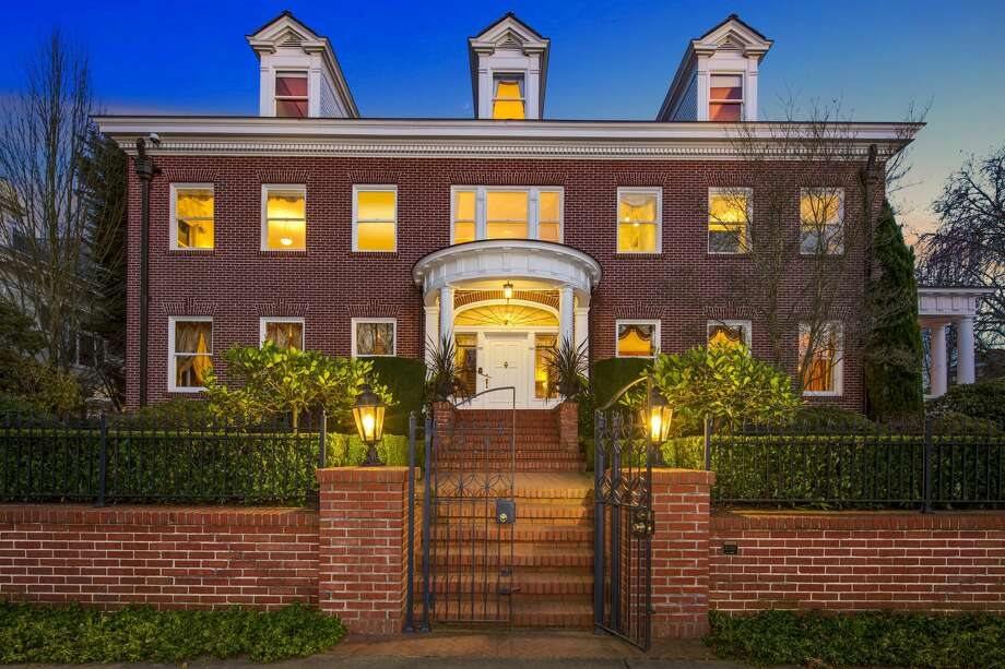 With preserved history and modern luxury, the Eckstein Estate on Capitol Hill asks $7.5M Photo: Clarity Northwest