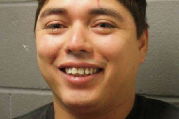 Jose Becerra-Garcia, 27, was charged with felony assault on a peace officer and given a $10,000 bail amount.