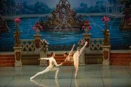 """Top-flight dancers perform in """"Sleeping Beauty,"""" coming to the Shubert."""