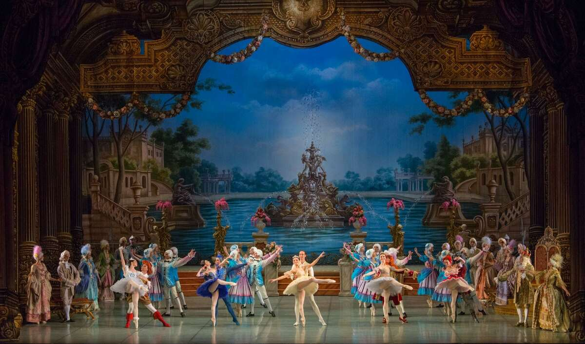 The National Ballet Theatre of Odessa will perform