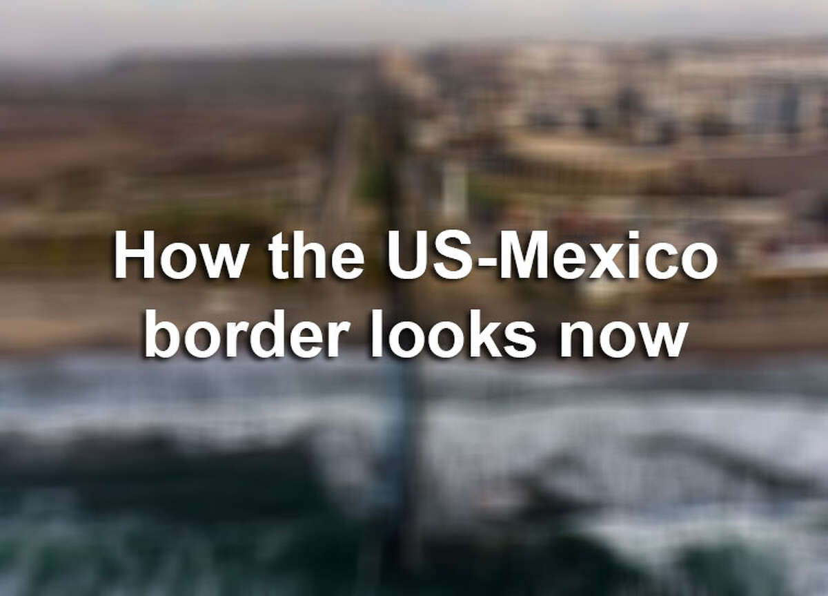 The partial government shutdown continues, with no solution in sight until Democrats agree to put $5.7 billion toward the construction of a border wall. Take a look at how the U.S.-Mexico border looks now in the following gallery.