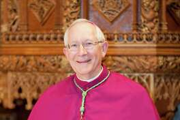 The Archdiocese of Hartford, led by Archbishop Leonard P. Blair (pictured here), said $50.6 million has been paid to settle more than 140 sex abuse claims against priests since 1953.