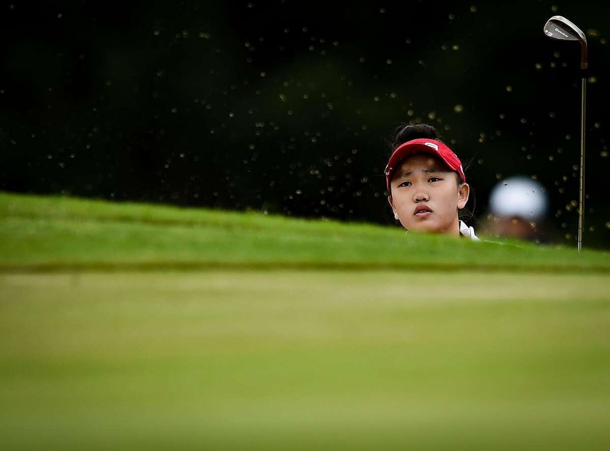 Lucy Li has already made U.S. Open history, as the youngest ever to compete.