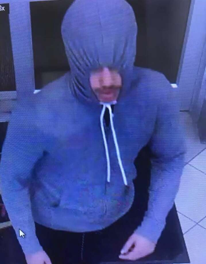 Police are asking for the public's help identifying this man allegedly responsible for an aggravated robbery at an Exxpress Mart. Photo: Beaumont Police Department