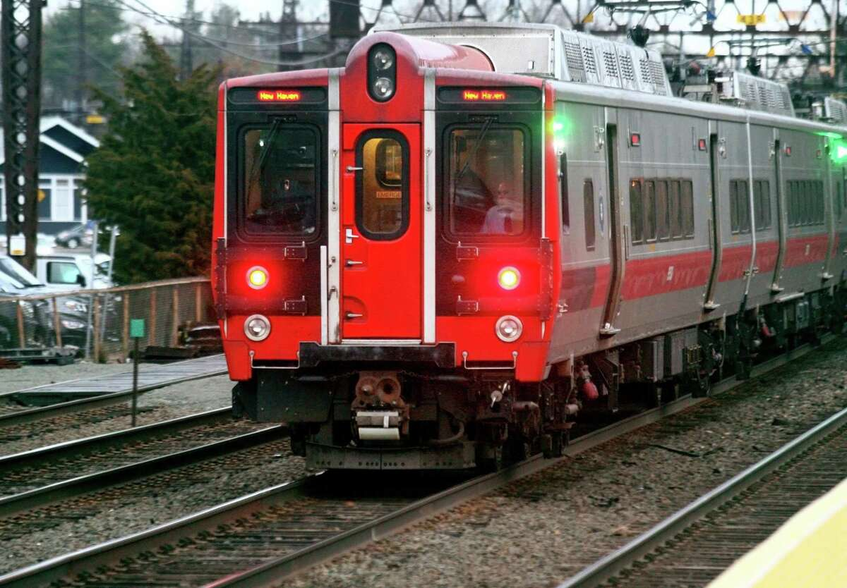 On Friday. March 29, 2019, Metro-North was reporting delays because of power problems in the Southport/Greens Farms area.