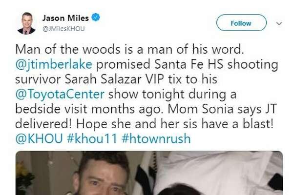Jason Miles Sarah Salazar tweet