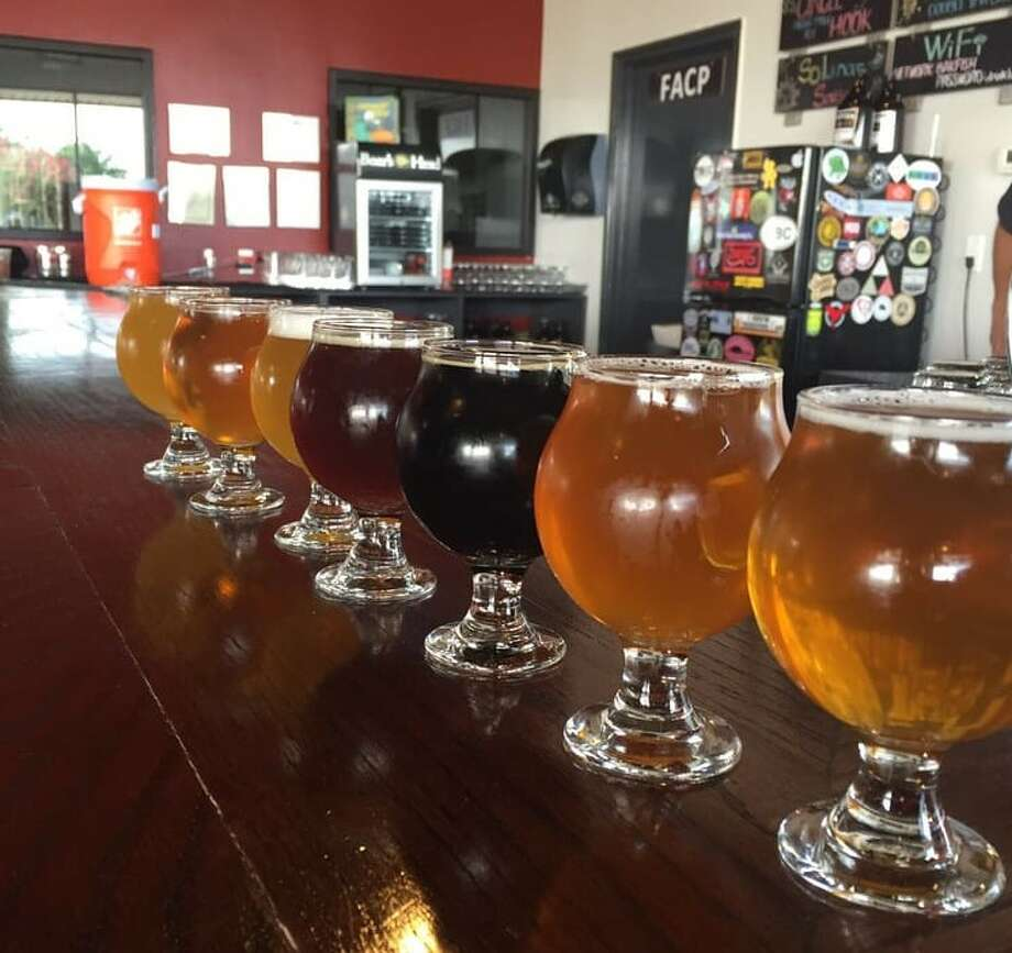 "PHOTOS: Craft beer in HoustonBakfish Brewing Co in Pearland is offering a sweet deal to customers: a one time $1000 membership for ""free beer for life."">>See where to get craft beer in Houston in the photos that follow... Photo courtesy Mili H/Yelp Photo: Photo Courtesy Mili H/Yelp"