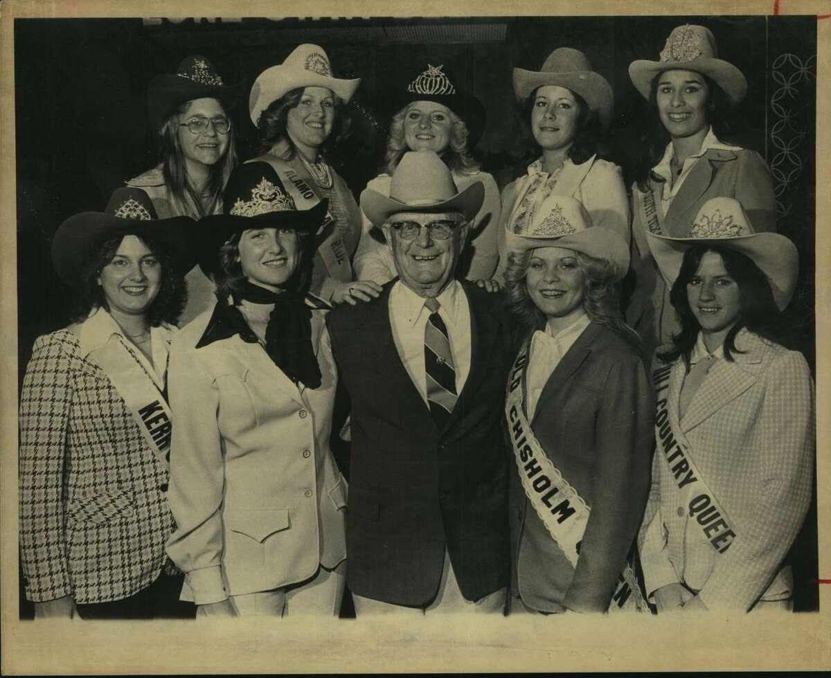 San Antonio Livestock show and Rodeo