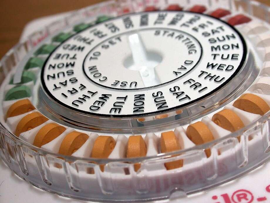Birth control pills are shown. Photo: Richard B. Levine, TNS