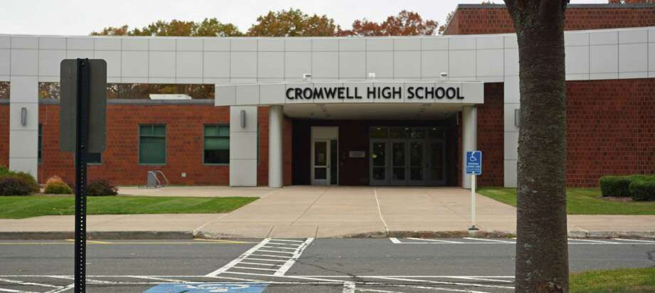 Cromwell High School Photo: Hearst Media Connecticut File Photo