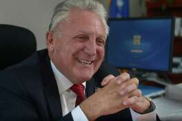 Norwalk Mayor Harry Rilling has filed paperwork to seek re-election.