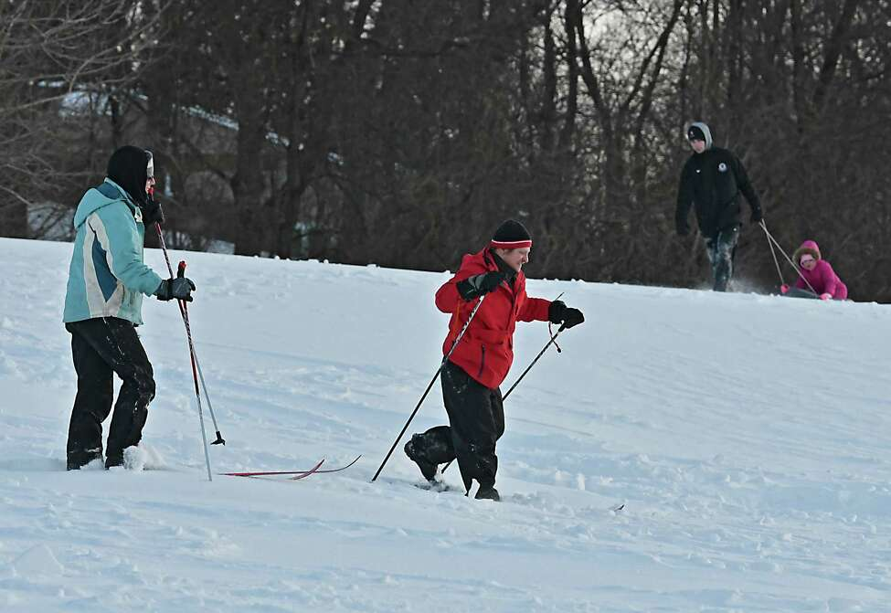 Click through the slideshow to learn where you can find winter fun in upstate New York.