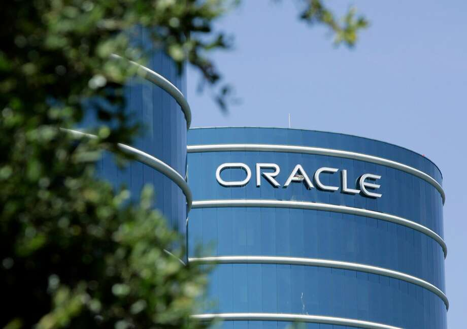 The exterior of Oracle Corp. headquarters in Redwood City, Calif. is seen in this June 26, 2007 file photo. Photo: Paul Sakuma / Associated Press 2008