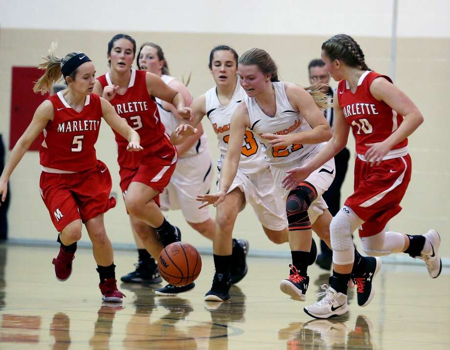 Ubly 63, Marlette 41 Photo: Paul P. Adams/Huron Daily Tribune