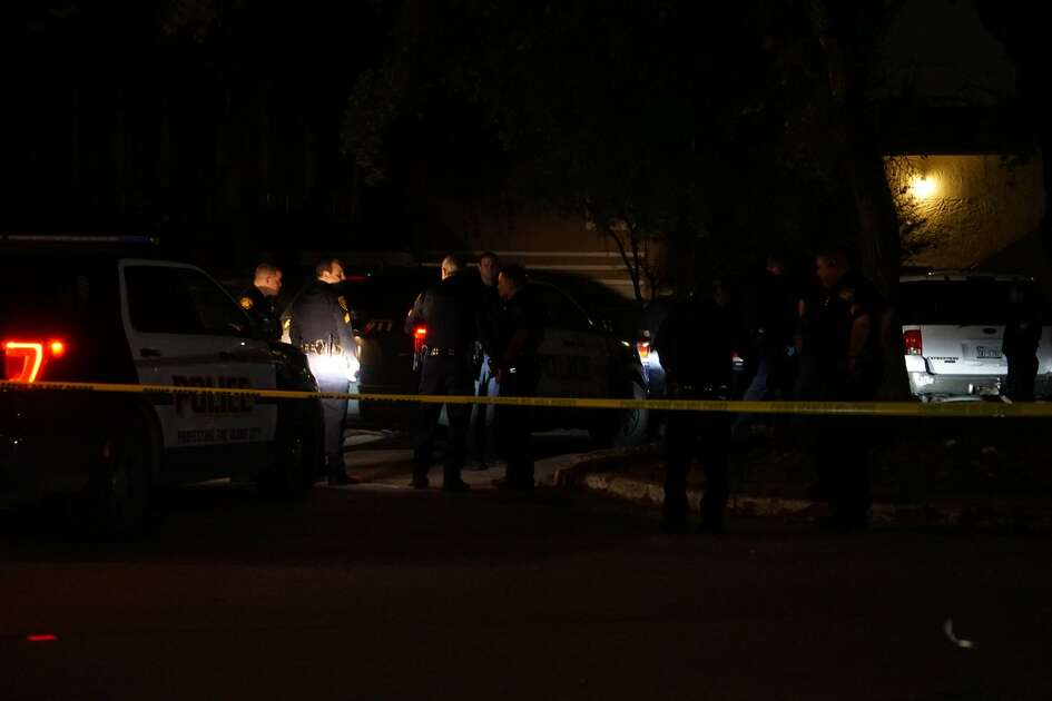 A man was fatally shot about 8:30 p.m. Tuesday at the Ingram Ranch apartments at 2400 Oak Hill Road, San Antonio police said.