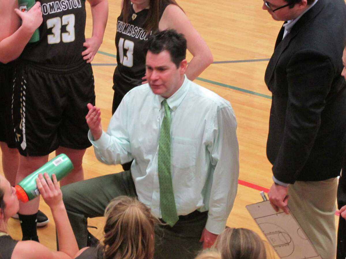Thomaston coach Bob McMahon proved his young team has come a long ways with a resounding win at Lewis Mills High School Tuesday night.