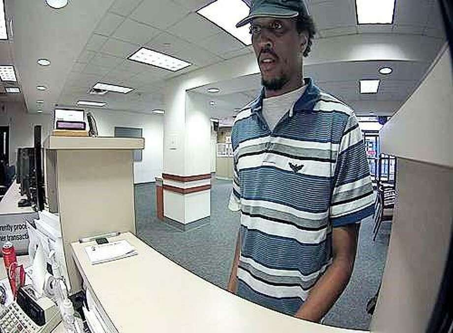 Police and CT Financial Crimes Most Wanted are looking for the identity of a man who robbed the Key Bank located at 201 Grand Avenue in New Haven on Sept. 19, 2018. Photo: /