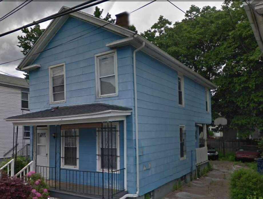 51 Arthur St. in New Haven sold for $84,000. Photo: Google Street View