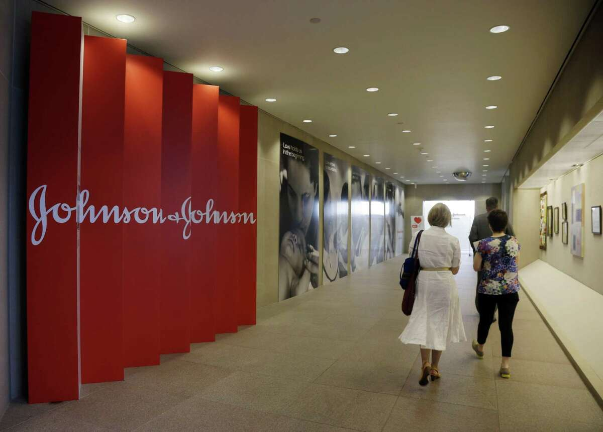 Connecticut will receive $1.8 million in a settlement with Johnson & Johnson and Depuy over artificial hip implants the companies sold, part of a $120 million pact in 45 states led by Texas and South Carolina. (AP Photo/Mel Evans, File)