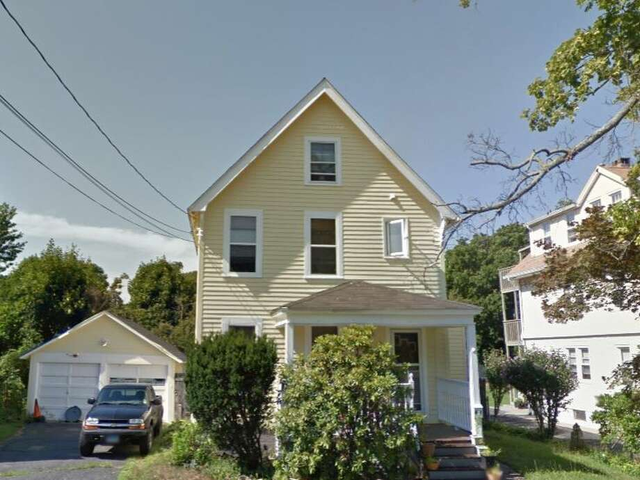 41 Walnut St. in West Haven sold for $155,000. Photo: Google Street View