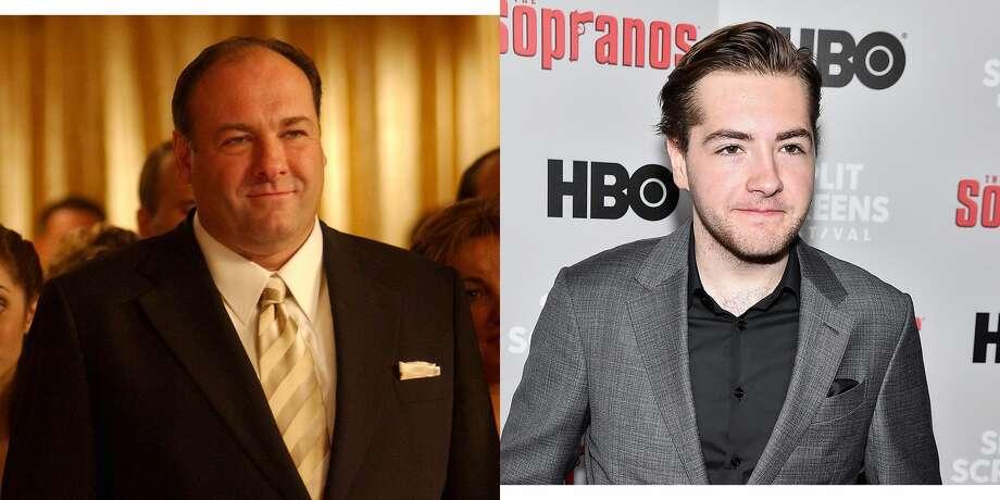 James Gandolfini's son cast as Tony Soprano in 'The Sopranos